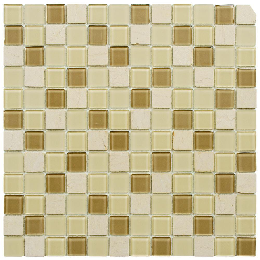 Spectrum Square Olea 11-3/4 in. x 11-3/4 in. x 4 mm