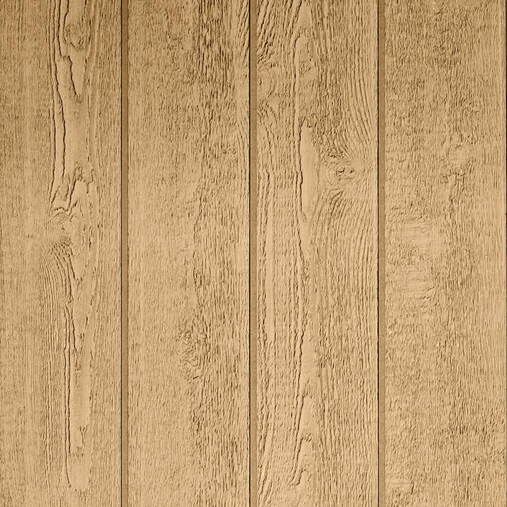 Truwood 4 Ft X 8 Ft Sturdy Panel Siding Nominal 716 In X 48 In