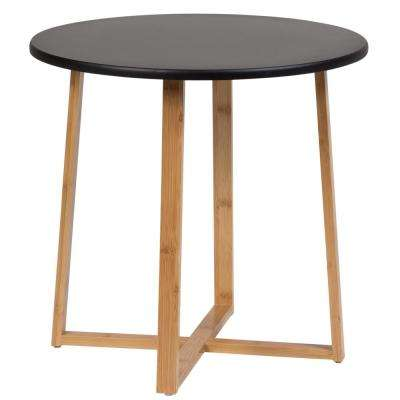 Black Short Display Table