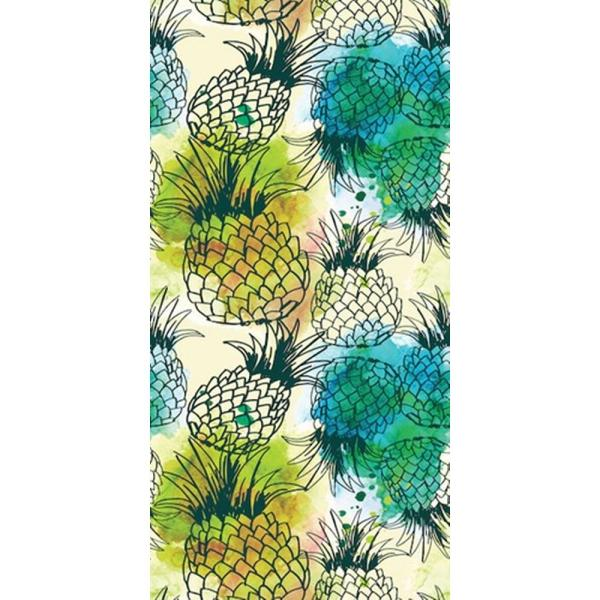 CGSignLab Pineapples by Raygun Removable Wallpaper Panel
