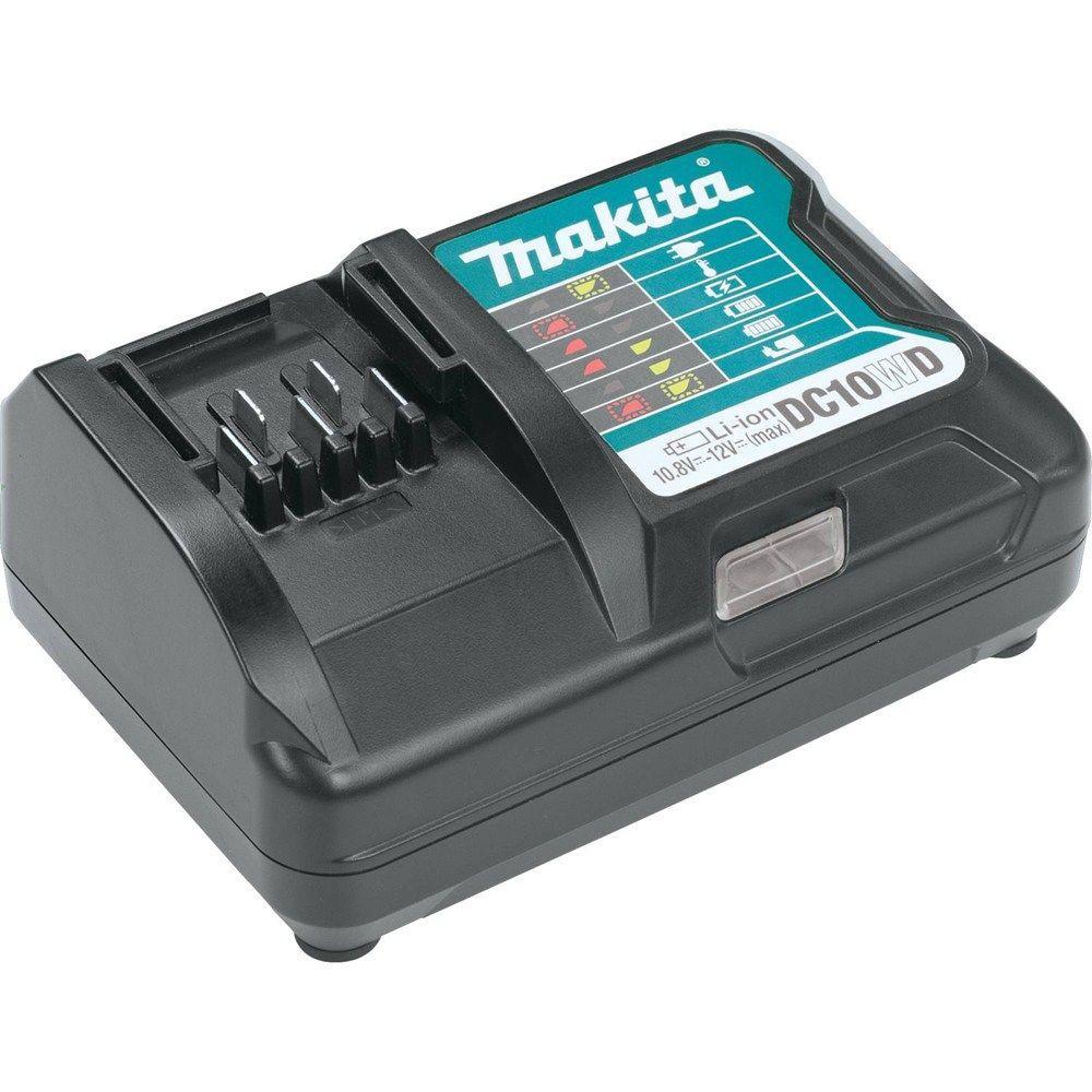 Makita 12-Volt MAX CXT Lithium-Ion Battery Charger by Makita