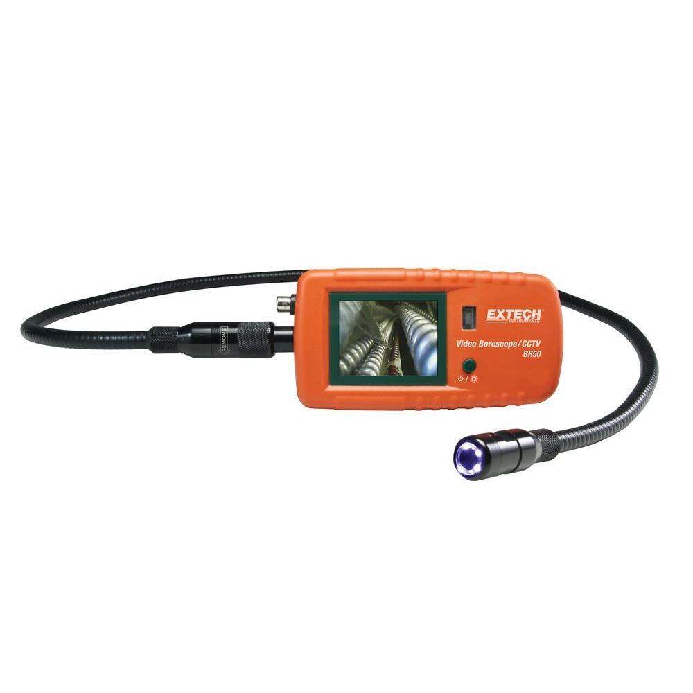 Video Borescope and Camera Tester