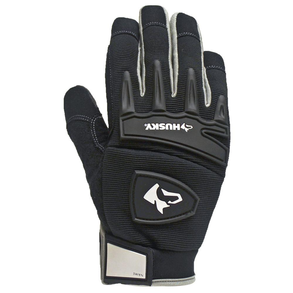 Husky X-Large Heavy Duty Mechanics Glove