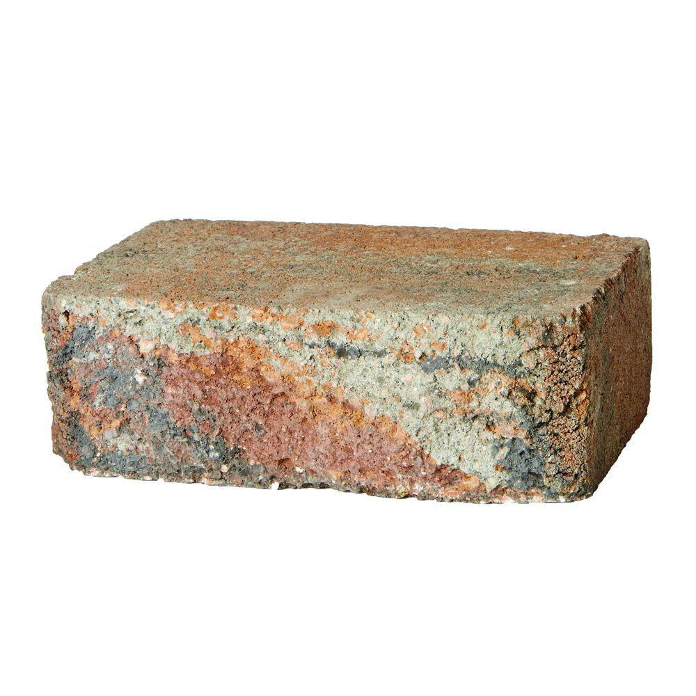 SplitRock Large 3.5 in. x 10.5 in. x 7 in. Winter Blend Concrete Garden Wall Block (96 Pcs. / 24.5 Face ft. / Pallet)