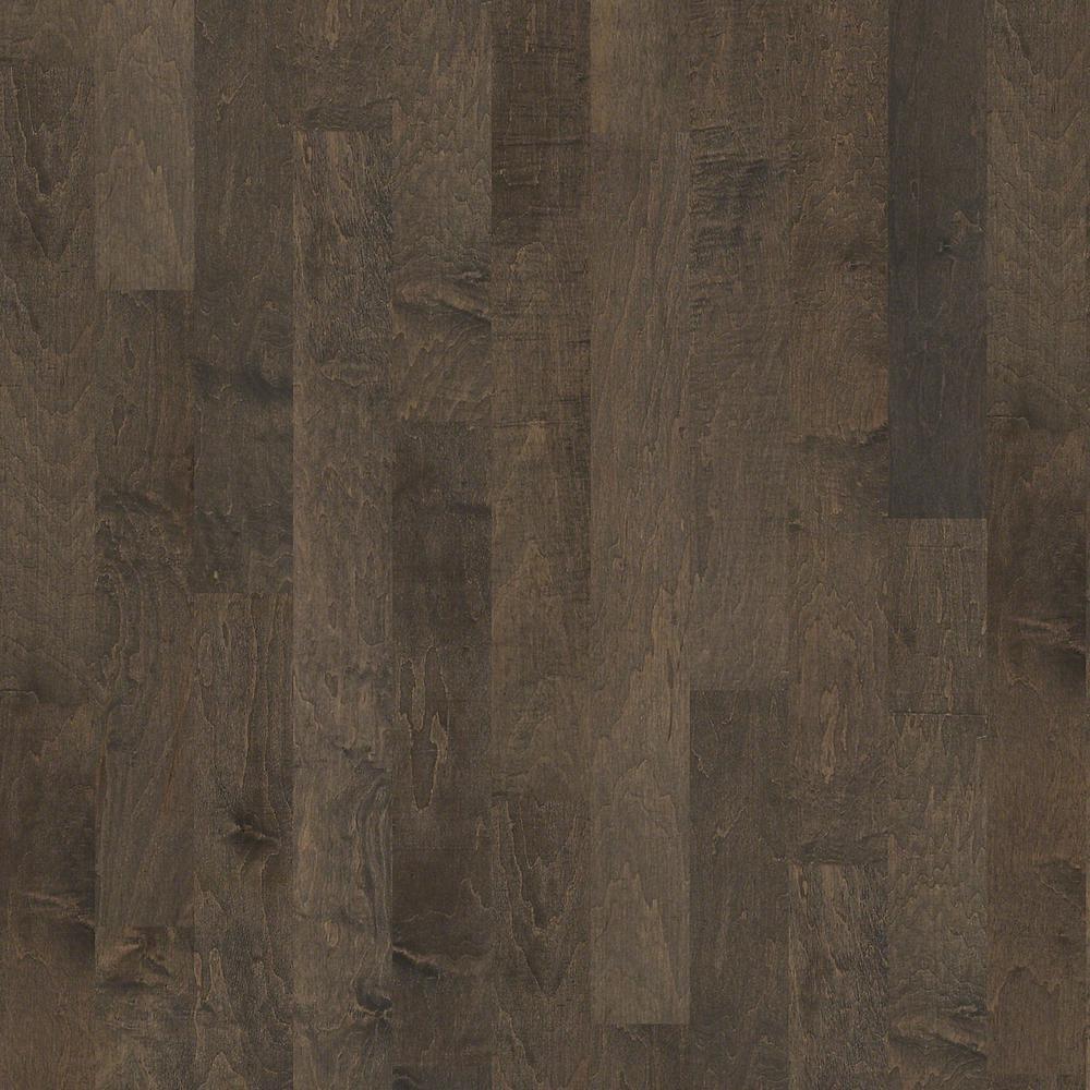 Crawford Maple 5 in. Elk 3/8 in. T x 5 in. W x Varying Length Engineered Hardwood Flooring (19.72 sq. ft. /case)
