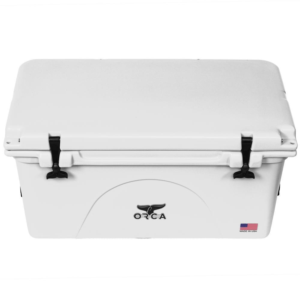 ORCA White 75 Qt. Cooler