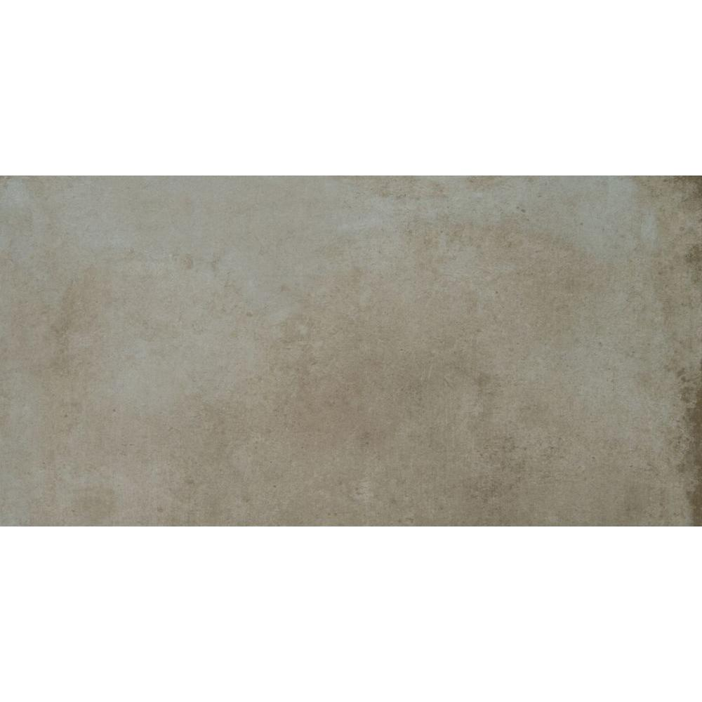 MSI Cotto Sand 12 in. x 24 in. Glazed Porcelain Floor and Wall Tile (12 sq. ft. / case)