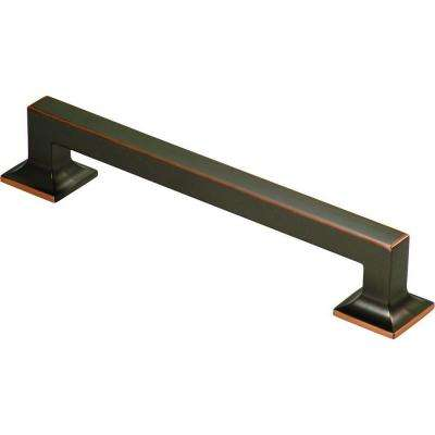 Studio Collection 8 in. Oil-Rubbed Bronze Appliance Pull