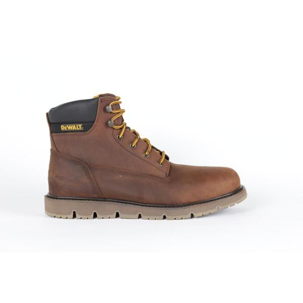 bison leather work boots