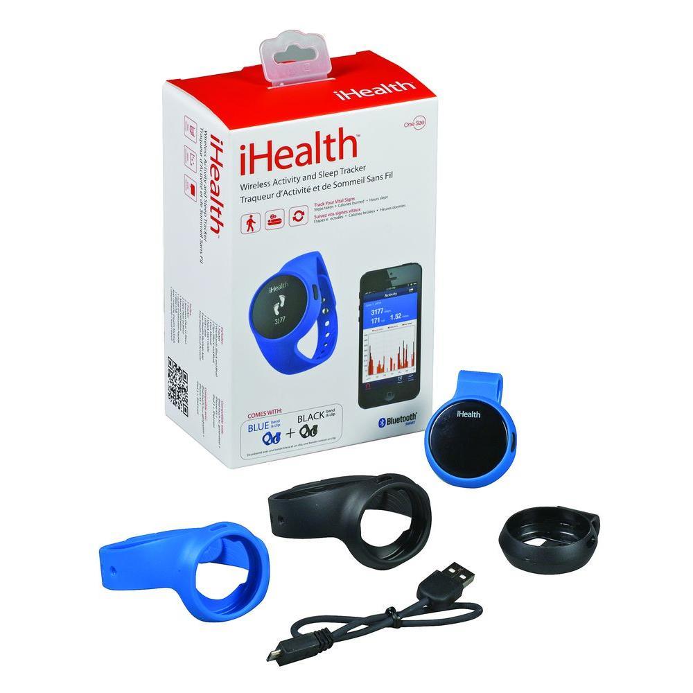 Veridian Healthcare iHealth Activity and Sleep Track