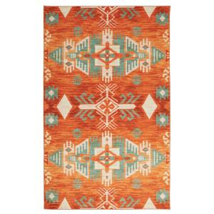 Eidenau Sunset 8 ft. x 10 ft. Tribal Area Rug