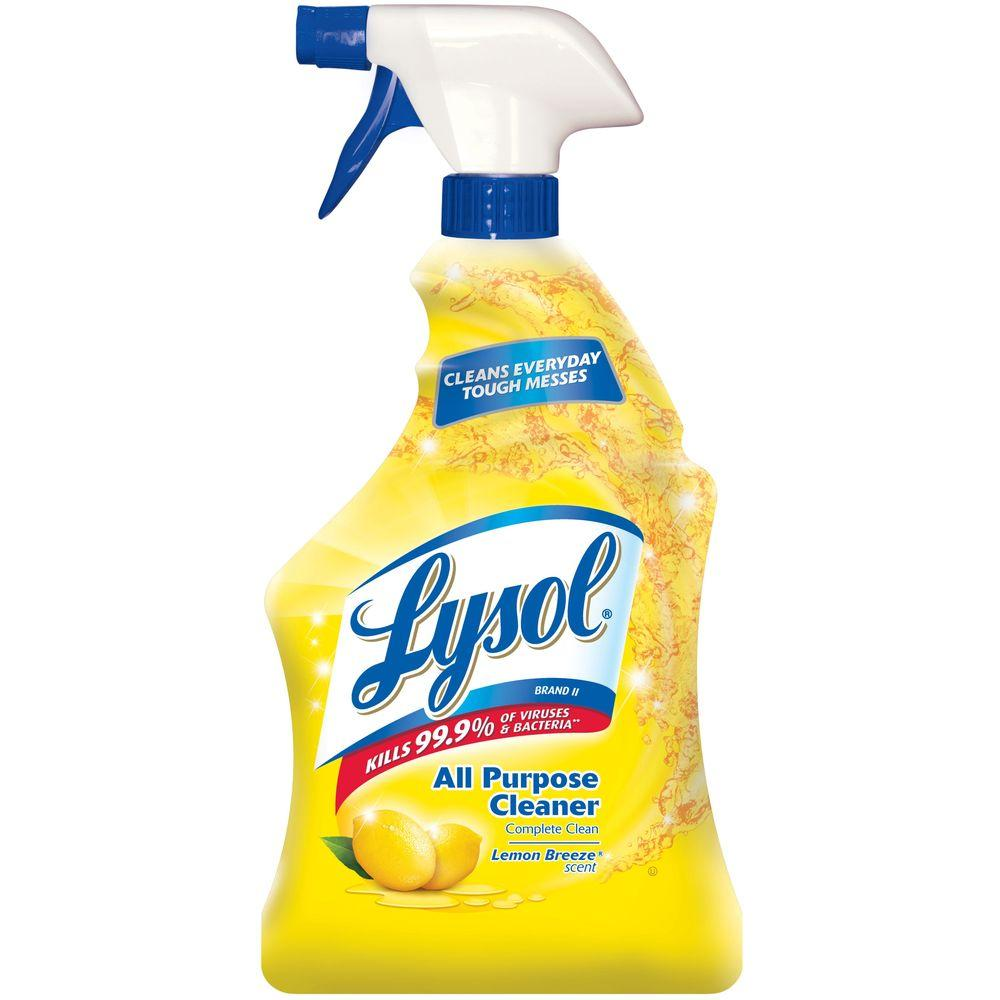 40 oz. Lemon Breeze All-Purpose 3-in-1 Cleaner