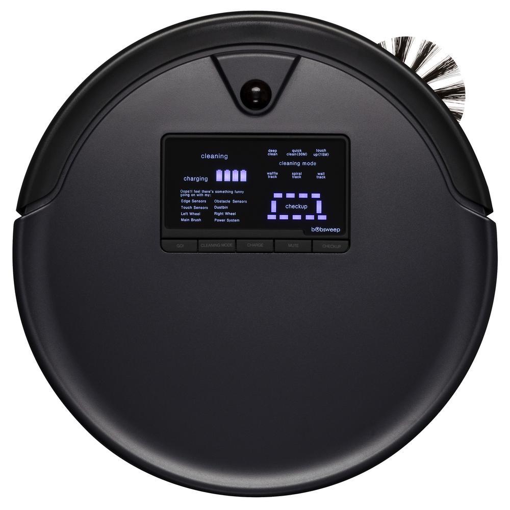 PetHair Plus Robotic Vacuum Cleaner and Mop, Midnight