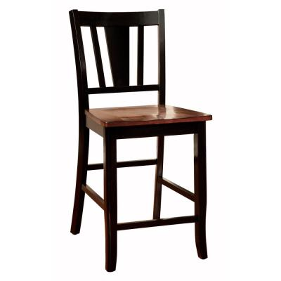 Dover II Black Counter Height Chair