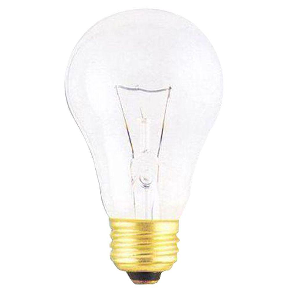 Bulbrite 60-Watt Incandescent A19 Light Bulb (30-Pack)