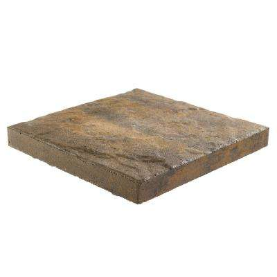Taverna 16 in. L x 16 in. W x 50 mm H Square Truckee Blend Concrete Step Stone ( 72-Piece/124 Sq. ft./Pallet )