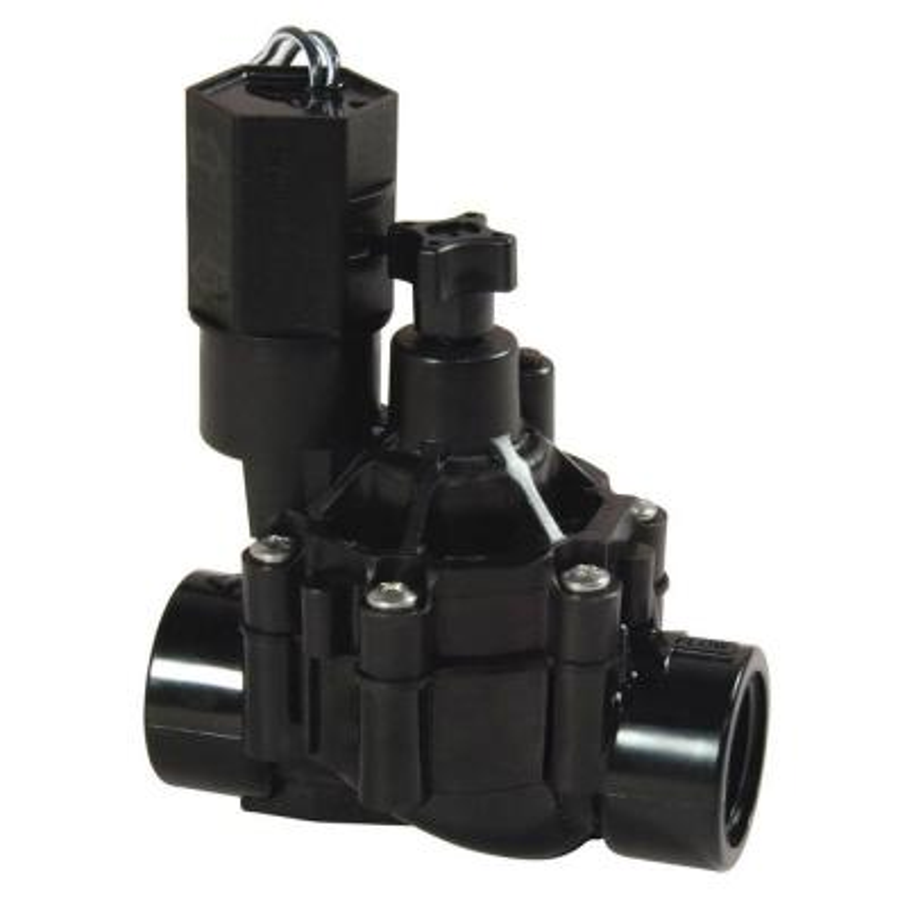 1 in. In-Line Sprinkler Valve with Flow Control