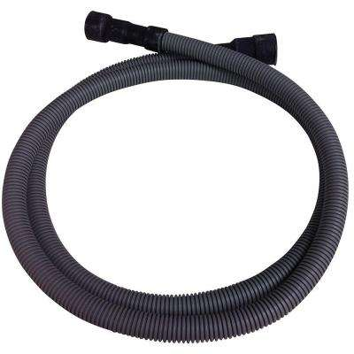 corrugated dishwasher hose
