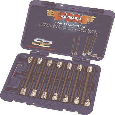 Hex Driver Set (14-Piece)