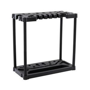 Keter 35.5 in. Long or Short Handled Tool Storage Rack Organizer-230582 - The Home Depot
