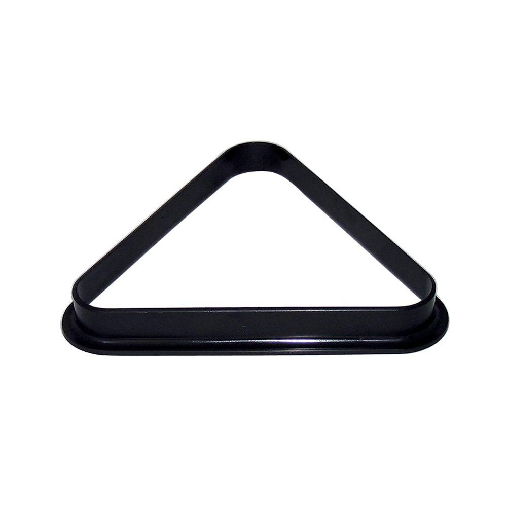 Hathaway Pool Table Billiard Ball Triangle RackBG The Home Depot - Carmelli pool table