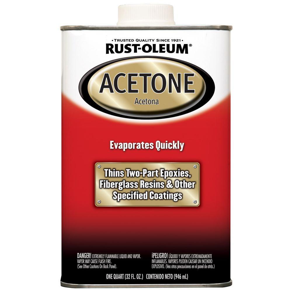 Klean-Strip 1 gal  Acetone-GAC18 - The Home Depot