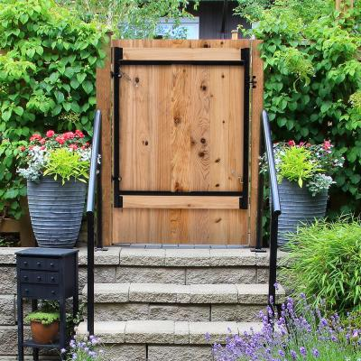 Consumer 36 in. W to 72 in. W Steel Gate Opening Gate Frame Kit
