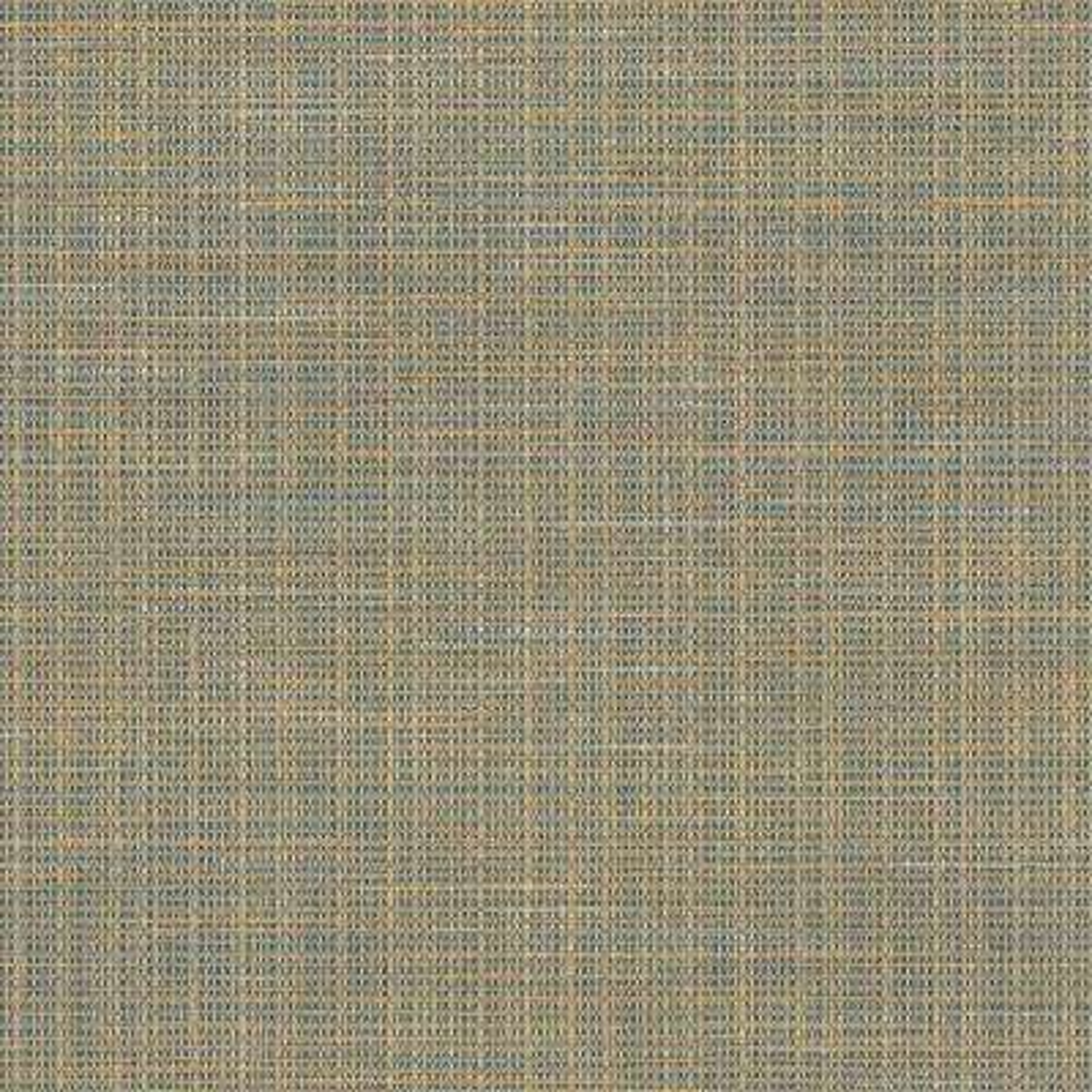 Kent Navy Faux Grasscloth Wallpaper Sample