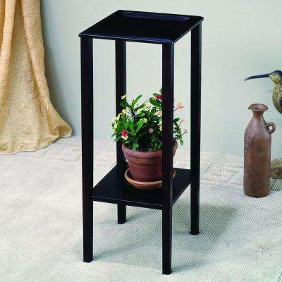 Allen Espresso Side Table