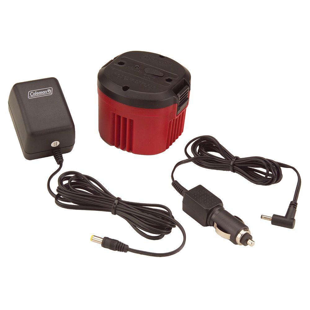 Coleman CPX6 6-Volt Rechargeable Power Cartridge-DISCONTINUED