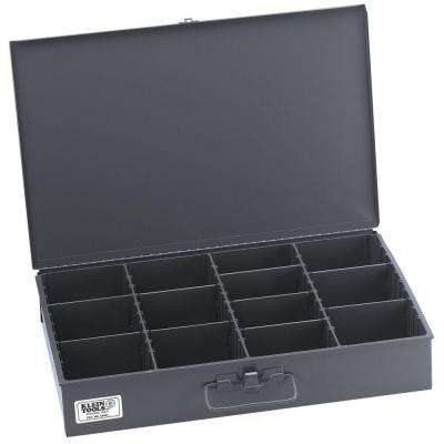 18 in. 1-Compartment Adjustable Small Parts Organizer