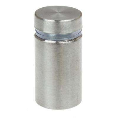 5/8 in. Dia x 1 in. L Stainless Steel Standoffs for Signs (4-Pack)