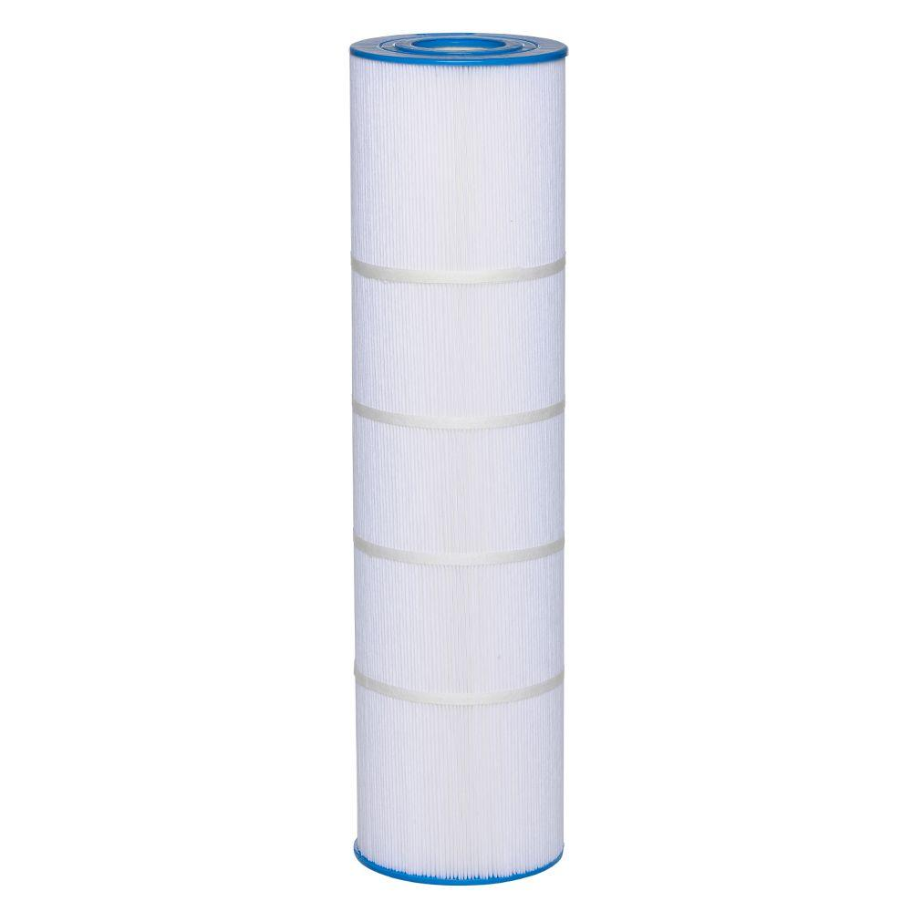 Poolman Jandy 7 in. O.D. x 27 in. Replacement Pool Filter Cartridge Replacement cartridges are designed to provide optimum water flow while providing clarity to the pool water. Smaller particles are progressively removed during pool/spa water turnover. Each Poolman cartridge is made to the same or higher standards as the original. Easy cleaning, just rinse with a garden hose until all dirt and debris are gone.