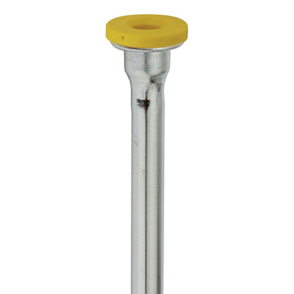 3/8 in. O.D. x 20 in. Copper Toilet Riser