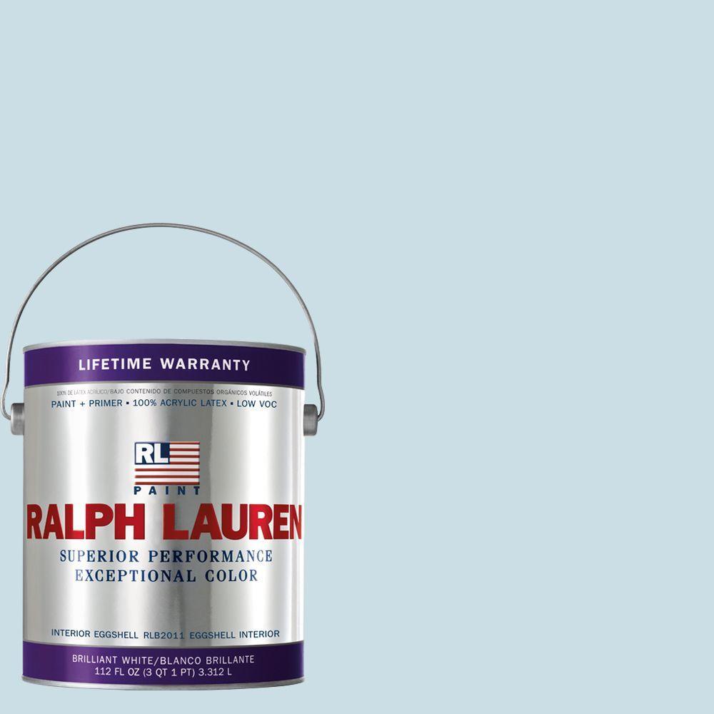 Ralph Lauren 1-gal. Gustavian Blue Eggshell Interior Paint