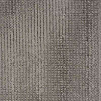 Carpet Sample - Breckenridge - Color Metallic Loop 8 in. x 8 in.