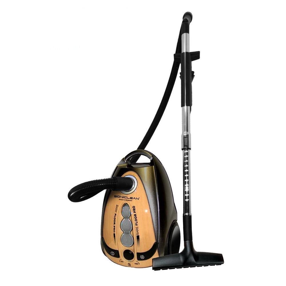 Soniclean Vaccum Vac Cleaner Canister Pro Bare Floor