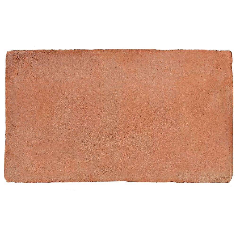 Solistone Hand Made Terra Cotta Rectangulo 6 in. x 12 in. Floor and Wall Tile (2.5 sq. ft. / case)