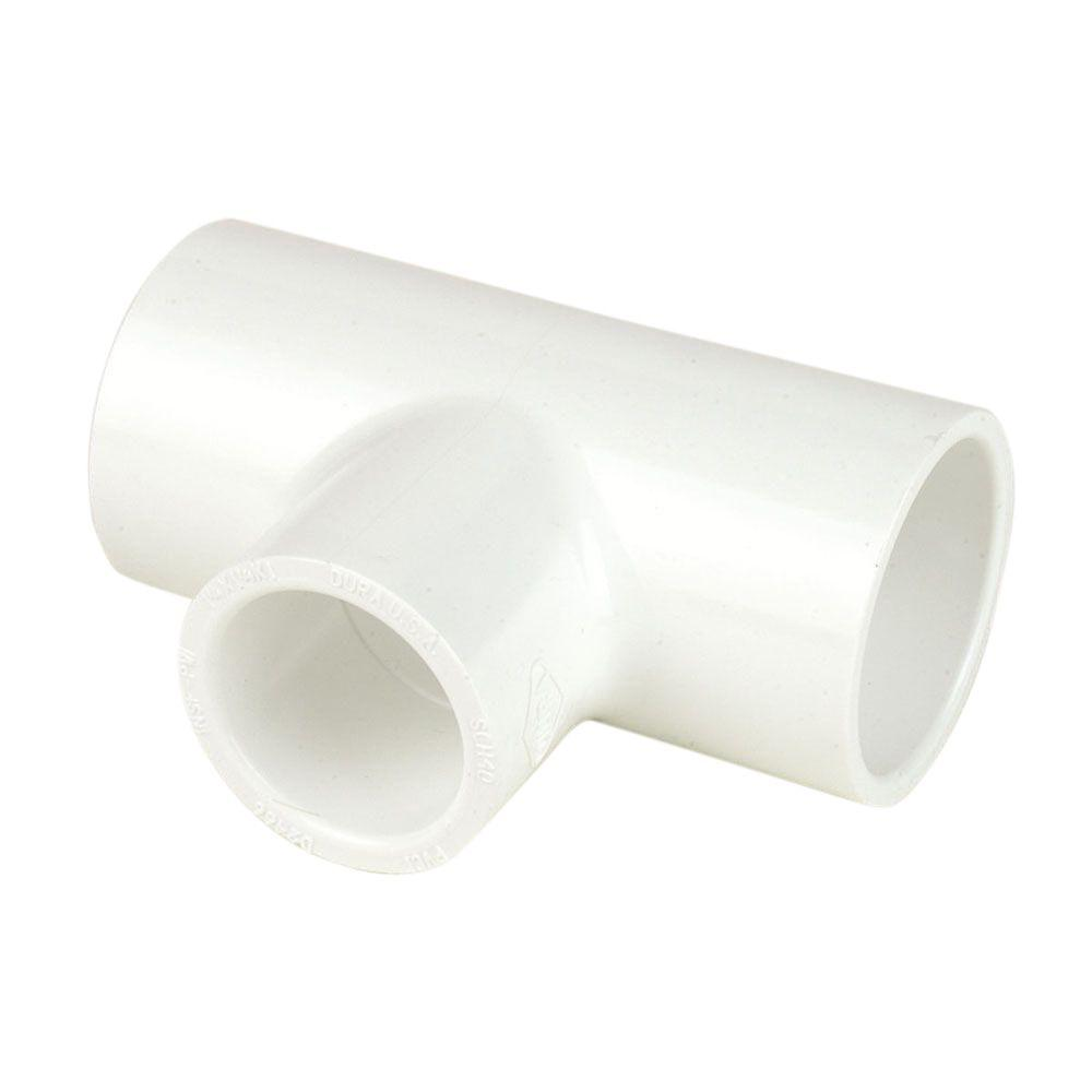 1-1/4 in. x 1-1/4 in. x 3/4 in. Sch. 40 PVC