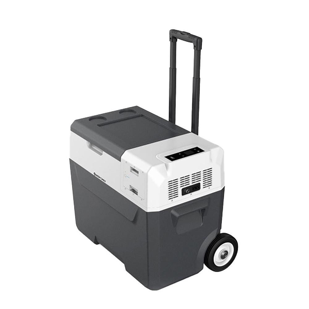 ACOPower LiONCooler 42 Qt. Battery Powered Portable Chest Fridge Freezer Cooler w/10+ Hour Run Time, Recharge Using Solar/DC/AC
