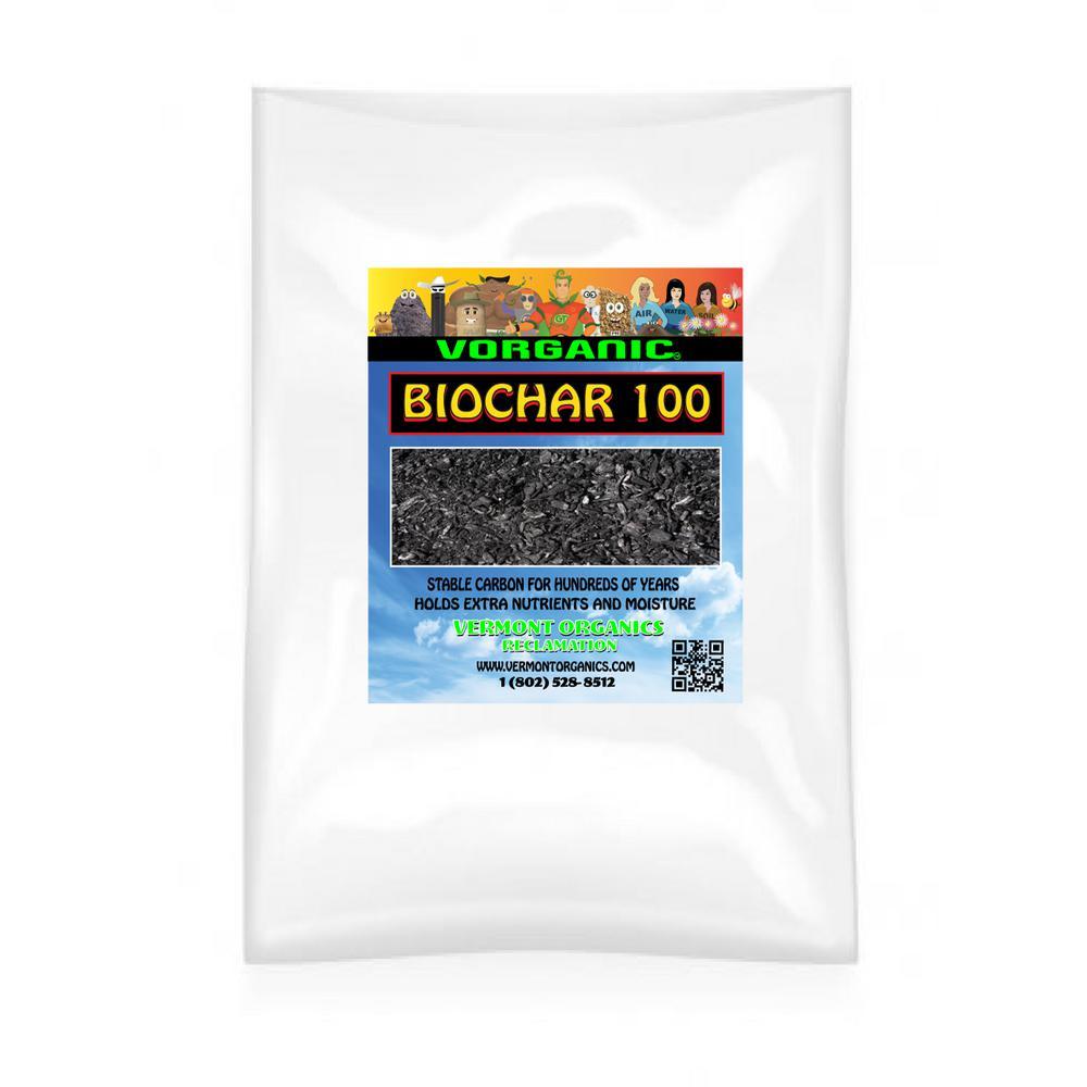 Vermont Organics Reclamation Soil 1 Lb Biochar 100 855474003510 The Home Depot
