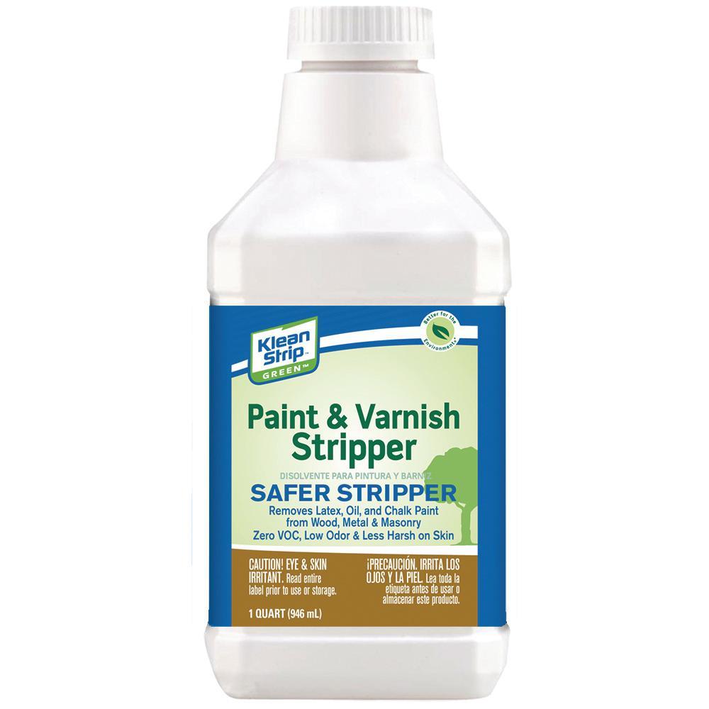 1 Qt Paint And Varnish Stripper