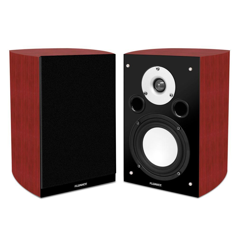 Fluance 120-Watt High Performance 2-Way Surround Sound Speakers