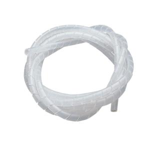 Spiral Wrap Wire Loom | Gardner Bender 1 4 In And 1 2 In Spiral Wrap Assorted Clear Fsp