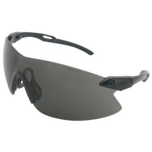 ERB Strikers Eye Protection Black Temple and Gray Lens by ERB