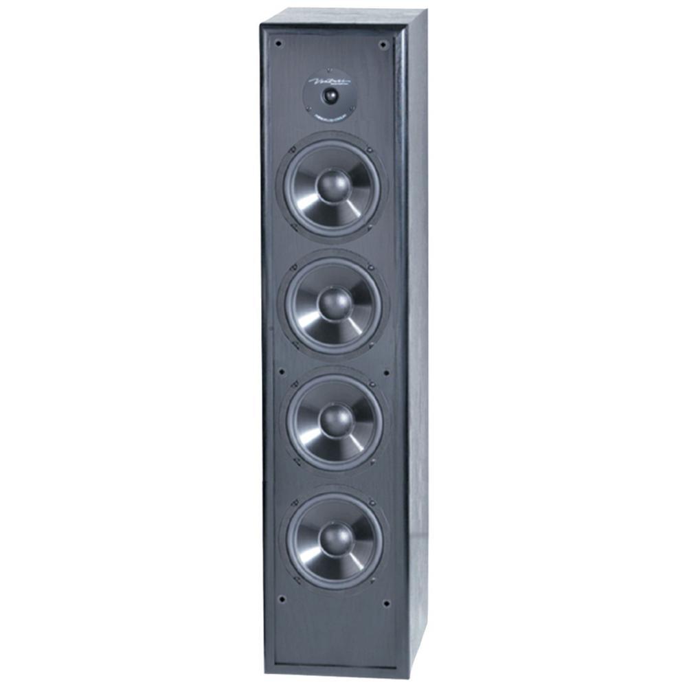 8 in. Slim-Design Tower Speaker