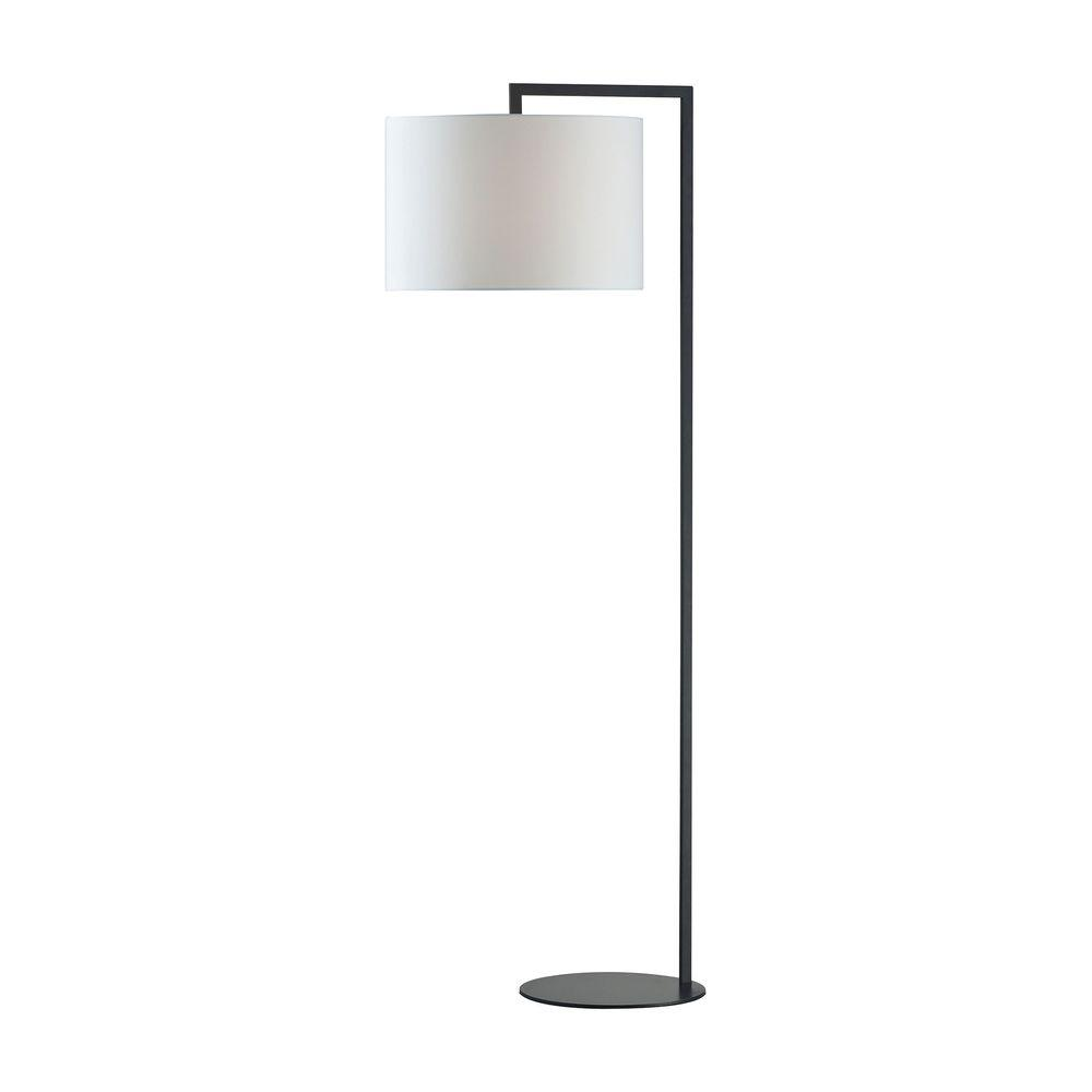 Exceptional Titan Lighting 59 In. Bronze Stem Floor Lamp