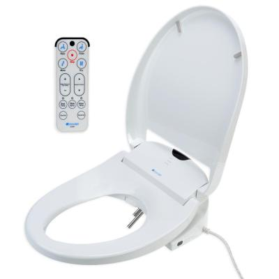 Swash 1000 Electric Bidet Seat for Round Toilet in White