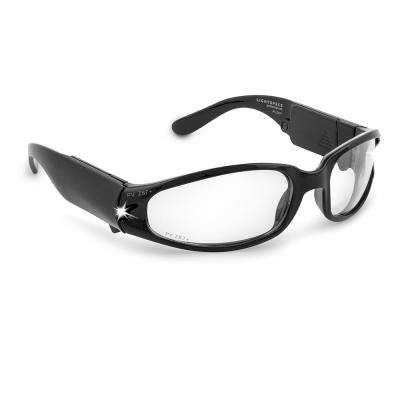 LIGHTSPECS LED Vindicator Impact Resistant Lens Safety Glasses