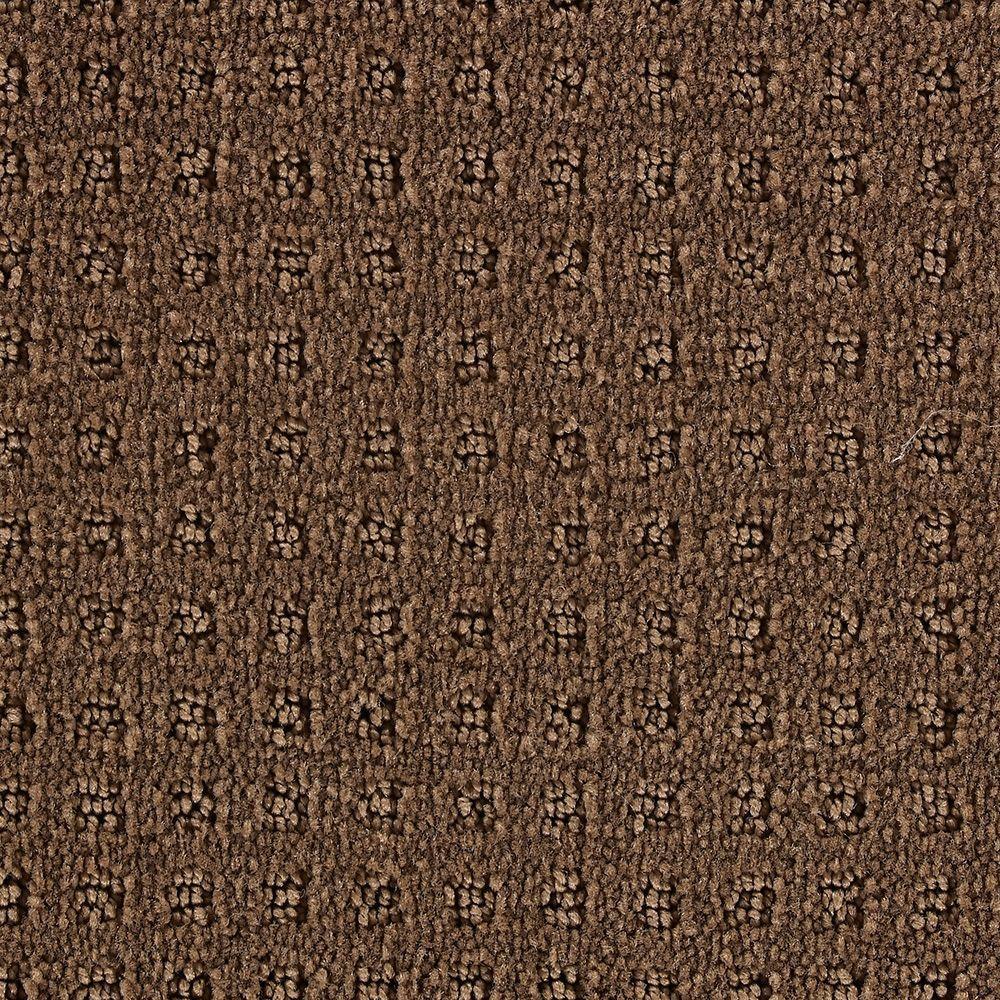 Martha Stewart Living Springwood Ganache - 6 in. x 9 in. Take Home Carpet Sample